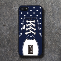 REAL SHOE DOT BL BLACK CASE