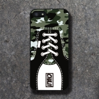 REAL SHOE CM KHAKI BLACK CASE