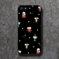 'CHAJI' ROBOY BK BLACK CASE