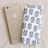 [duboo] Owl Series iPhone6 Bubble Case