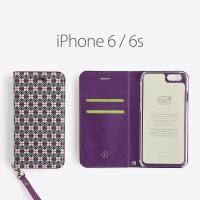 iPhone6/6S folio case - Pattern