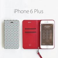 iPhone6/6S Plus folio case - Pattern