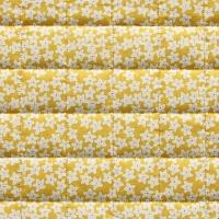VEVENE'S Feedsack Flower Linen Quilting - #5 Canary Yellow