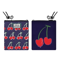Cherry card pocket