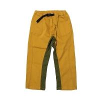 CAYL Crop pants / Mustard&Olive