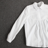 york white blouse