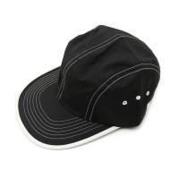 CAYL NYLON 4 PANEL CAP / BLACK
