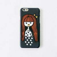 [duboo] Ori girl iPhone6 Hard Case