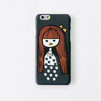 [duboo] Ori girl iPhone5/5s Hard Case
