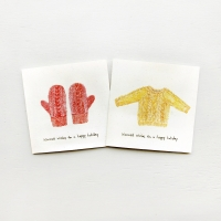 Warm card set(2ea)