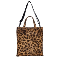 [썸띵어쿠스틱] Bustle Motif 2Way Bag_Leopard(SA10300614C)