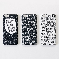 [duboo] play play iPhone5/5s Hard Case