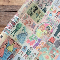 �������׿�� ����.��.��.Ƽ.�� 20�� Paper Doll�� design leather