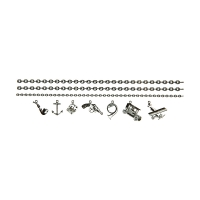 My Favourite Things - Boys Charm Bracelet