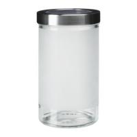 DROPPAR Jar with lid 201.926.49 용기