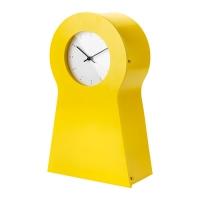 IKEA PS 1995 Clock,yellow 602.719.08 시계
