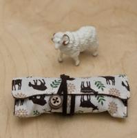 (기획) 북유럽사슴-도장지갑만들기