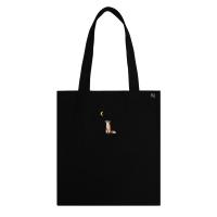fox cotton bag