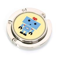 휴대용 가방걸이 업그레이드 Vol.2 - Happy(로봇 Robot)