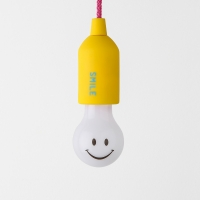 [SPICE] SMILE LAMP LED LIGHT - YELLOW