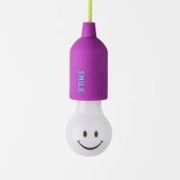 [SPICE] SMILE LAMP LED LIGHT - PURPLE
