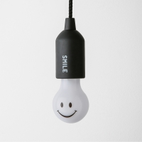 [SPICE] SMILE LAMP LED LIGHT - BLACK