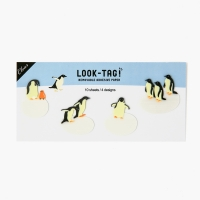 [SPICE] LOOK TAG - PENGUIN