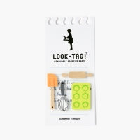[SPICE] LOOK TAG - PATISSIER