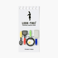 [SPICE] LOOK TAG - COOKING