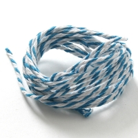 면끈 블루 2m