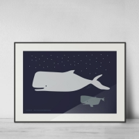 Whale's Blue no.02
