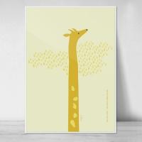 Long Giraffe no.02