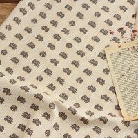 �޴ް?��ġ] Rolling hedgehogs pattern cotton