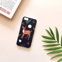Oh My Bambi Navy for Phonecase 하드/범퍼 [플래네틸]