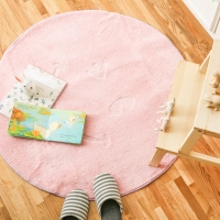 [SPICE] SMILE PLAY MAT - PINK