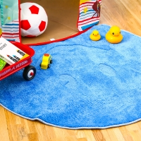 [SPICE] SMILE PLAY MAT - BLUE