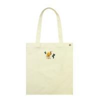 camel cotton bag