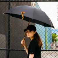 Classic Andersson Umbrella Black aaa008