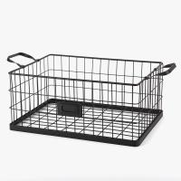 Vintage basket - 01 Black