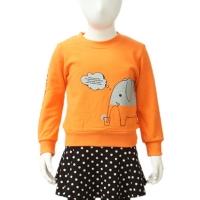 아동 감성코끼리 맨투맨티셔츠 S5SKMT013EP