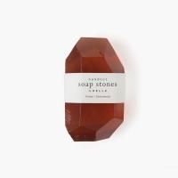 Soap Stone STONE 6oz, Amber/Cedarwood