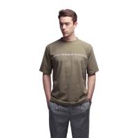 퓨처 라운드 티셔츠(카키)