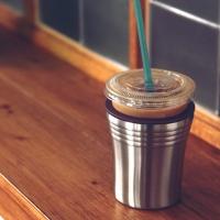 토시사 보온 보냉 테이크아웃 컵홀더-L