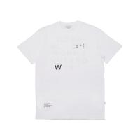 [DE WHITE] ALPHABET TEE (WHITE)