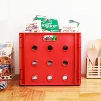 [HACOBO 수납박스] BOX-RED