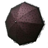[VOGUE] 보그 디자인 양산 - 마리후로킹 (퍼플)