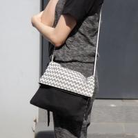 Easy Bag Jacquard (BLACK)