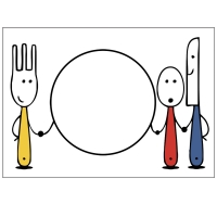 Spoon and Fork mat_(2193809)