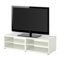 BESTA TV bench, white 902.184.48 TV장식장