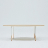 PENGUIN SOFA TABLE - WHITE